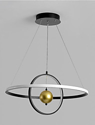 cheap -Nordic Lamps and Lanterns Simple Modern Creative Living Room Dining Room Art Line Shape Special-shaped Minimalist Chandelier
