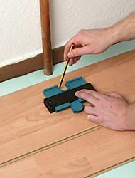Недорогие -Измеритель контурный пластиковый дубликатор стандартная 5-дюймовая ширина инструмент для маркировки дерева плитка плитка ламинат общие инструменты