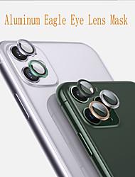 cheap -AppleScreen ProtectoriPhone 11 9H Hardness Camera Lens Protector 1 pc Titanium Alloy