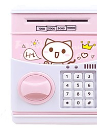 cheap -Piggy Bank / Money Bank Electronic Piggy Bank Fish Cute Teenager Children's Boys' Girls' Toy Gift