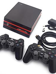 Недорогие -data frog ретро игровая приставка видеоигра 4k выход hdmi retro 600 classic 64-битные семейные видеоигры 2.4g беспроводная двойная консоль геймпада для семейных детей дети