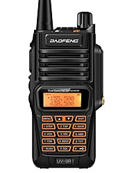 cheap -Baofeng UV-9R Plus Waterproof Walkie Talkie 8W  8000 mAh Two Way Radio Dual Band Handheld 10km long range UV9R CB Ham portable Radio