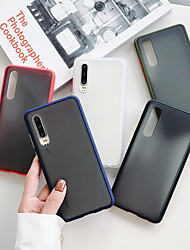 cheap -Case For Apple iPhone 11 / iPhone 11 Pro / iPhone 11 Pro Max Ultra-thin Back Cover Solid Colored TPU