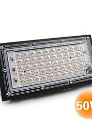 cheap -2PCS 50W Perfect Power LED Flood Light Floodlight LED Street Lamp 180V 240V Waterproof Landscape Lighting IP66 Led Spotlight(1/2/3/4pcs)Four Packages To Choose From
