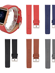 cheap -Smartwatch Band forFitbit Blaze Fitbit blaze High-end Leather Loop Genuine Leather Band QuickFit Wrist Strap