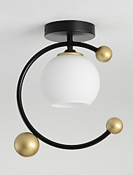cheap -1-Light Contracted Contemporary Nordic Style Porch Enters Garden South Corridor Living Room Lamp Originality Hall Cloakroom