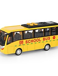 cheap -1:25 Bus Construction Truck Set Plastic Mini Car Vehicles Toys for Party Favor or Kids Birthday Gift