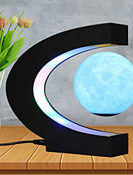 cheap -Floating Globe Floating Moon Maps Special Designed Magnetic Levitation Office Desk Toys Boys' Girls' Pieces A Grade ABS Plastic Toy Gift / 14 years+