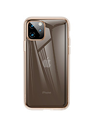 cheap -Baseus Safety Airbags Case For iPhone 11 Pro Max 5.8inch2019Transparent Black