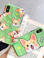 cheap -Case For Apple iPhone 11 / iPhone 11 Pro / iPhone 11 Pro Max Shockproof / Ultra-thin Full Body Cases Dog TPU