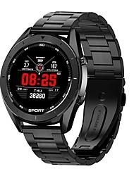 Недорогие -Смарт Часы Цифровой Современный Спортивные 30 m Защита от влаги Пульсомер Bluetooth Цифровой На каждый день На открытом воздухе - Черный Черный / Серебристый Золотой