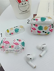 cheap -Case For AirPods Pro Dustproof Headphone Case Hard