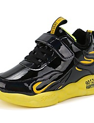 abordables -Garçon Confort Polyuréthane Chaussures d'Athlétisme Grands enfants (7 ans et +) Course à Pied Noir / Rouge Hiver