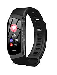 cheap -Women's Digital Watch Casual Fashion Black Pink Silicone Digital Black Golden+Black Blushing Pink Water Resistant / Waterproof Bluetooth Smart 30 m 1 set Digital