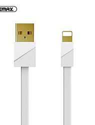cheap -Micro USB / Lightning / Type-C Cable 1.0m(3Ft) Quick Charge Aluminum / TPE USB Cable Adapter For Macbook / iPad / Samsung