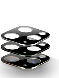 Недорогие -AppleScreen ProtectoriPhone 11 Pro Зеркальная поверхность Протектор объектива камеры 1 ед. Nano
