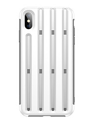 cheap -Baseus Cycling Helmet Case For iPhone XS Max 6.5(2018) White