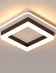 cheap -2-Light Nordic Minimal Corridor Lamp Corridor Lamp Kitchen Entrance Hall Porch Balcony Lamp Circular Ceiling Lamp Household Lamp D