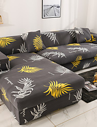 cheap -Printeded Stretch Sofa Slipcover - 1 Piece Elastic Polyester Spandex Couch Covers- Universal Fitted Sofa Slipcover Furniture Protector