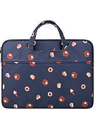 cheap -13.3 Inch Laptop / 14 Inch Laptop Briefcase Handbags Canvas Printing / Fashion for Men for Women for Business Office Water Proof Shock Proof