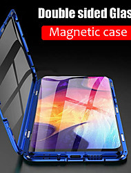 cheap -Magnetic Double Sided Glass Case For Samsung Galaxy S9 / S9 Plus / S8 Plus 360 Protection Metal Magnet Adsorption Protective Case