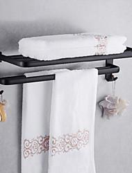 Недорогие -Держатель для полотенец Креатив / Многофункциональный Modern Латунь 1шт На стену