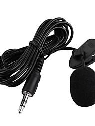 Недорогие -Микрофон Ленточный микрофон Проводное для студийной записи и вещания Мобильный телефон