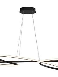 Недорогие -22 cm LED / Новый дизайн Люстры и лампы Металл Спутник Окрашенные отделки LED / Modern 110-120Вольт / 220-240Вольт