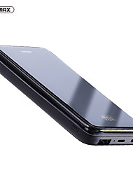 abordables -Remax 10000 mAh Pour Batterie externe de banque de puissance 5 V Pour 2.1 A Pour Chargeur de batterie QC 2.0 / Chargeur Sans Fil LED