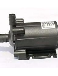 cheap -Aquarium Fish Tank Water Pump Filter Vacuum Cleaner Energy Saving Silicone Ceramic 12 V / #