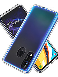 cheap -Case For Samsung Galaxy Galaxy M10(2019) / Galaxy M20(2019) / Galaxy M30(2019) Shockproof / Transparent Back Cover Transparent TPU