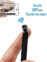 cheap -Spy Camera Wireless Wifi IP Hidden DIY Digital Video Camera Mini Micro DVR DV, Black