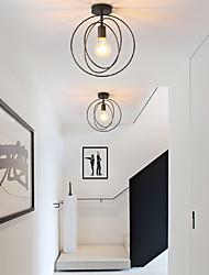 cheap -1-Light Novelty Flush Mount Lights Ambient Light Painted Finishes Metal Creative, Adorable 110-120V / 220-240V
