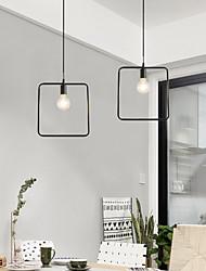 cheap -1-Light Modern rectangular chandelier/fashionable square chandelier/bedroom study lamp