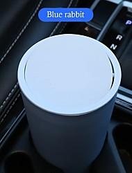cheap -Cartoon cute car trash can car supplies car interior garbage bag car storage tube multifunction