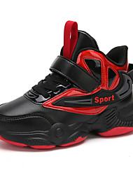 Недорогие -Мальчики Удобная обувь Синтетика Спортивная обувь Маленькие дети (4-7 лет) / Большие дети (7 лет +) Оранжевый / Красный / Синий Зима