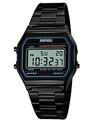 cheap -SKMEI 1123 Men Sports Watches Clock Waterproof LED Digital Electronic  Watches