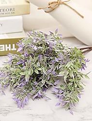 Недорогие -искусственный перец растение искусственный цветок в горшке цветочная композиция балкон свадебные украшения 4 упаковки