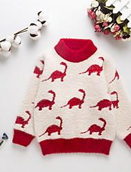cheap -Toddler Boys' Basic Color Block Long Sleeve Sweater & Cardigan Blue