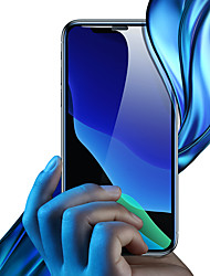 cheap -Baseus full-screen curved tempered glass screen protector (cellular dust prevention)For iPX/XS 5.8inch Black