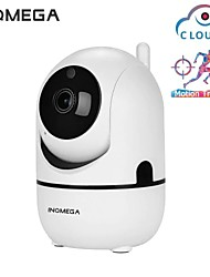 cheap -INQ MEGA 1080P Cloud Wireless IP Camera 2MP Wireless Baby Monitor Intelligent Auto Tracking Mini Wifi Camera - Other PAL Plug 3.6mm Home Security Surveillance CCTV Network Mini Wifi Cam