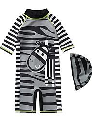 cheap -Infant Boys' Color Block Swimwear Black