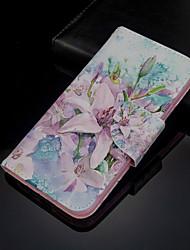 Недорогие -чехол для apple iphone se 2020 iphone 11 / iphone 11 pro / iphone 11 pro max кошелек / держатель карты / флип чехлы для всего тела цветок искусственная кожа для iphone xs max xr xs x 8 плюс 7 плюс 6