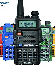 cheap -Baofeng UV-5R Walkie Talkie Professional CB Radio Station Baofeng UV5R Transceiver 8W VHF UHF Portable UV 5R Hunting Ham Radio