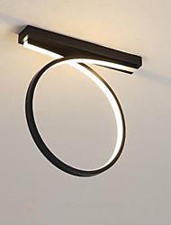 cheap -Nordic Modern Simple Corridor LED Ceiling Lamp Corridor Porch Lamp Balcony Lamp Stair Hall Lamp Entrance Lamp 24W
