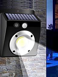 cheap -Waterproof LED Solar Power Outdoor Wall Light  Single Cob