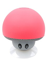 cheap -MINI WIRELESS BLUETOOTH SPEAKER MUSHROOM PORTABLE WATERPROOF SHOWER STEREO SUBWOOFER MUSIC PLAYER FOR IPHONE ANDROID