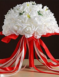 cheap -Wedding Flowers Bouquets Wedding Foam In-tube