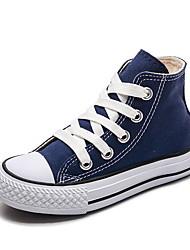 cheap -Girls' Comfort Canvas Sneakers Big Kids(7years +) Black / White / Yellow Fall