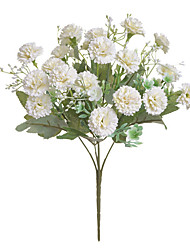 cheap -20 Small Lilac High-end Simulation Small Flowers Wedding Decoration Living Room Table Decoration